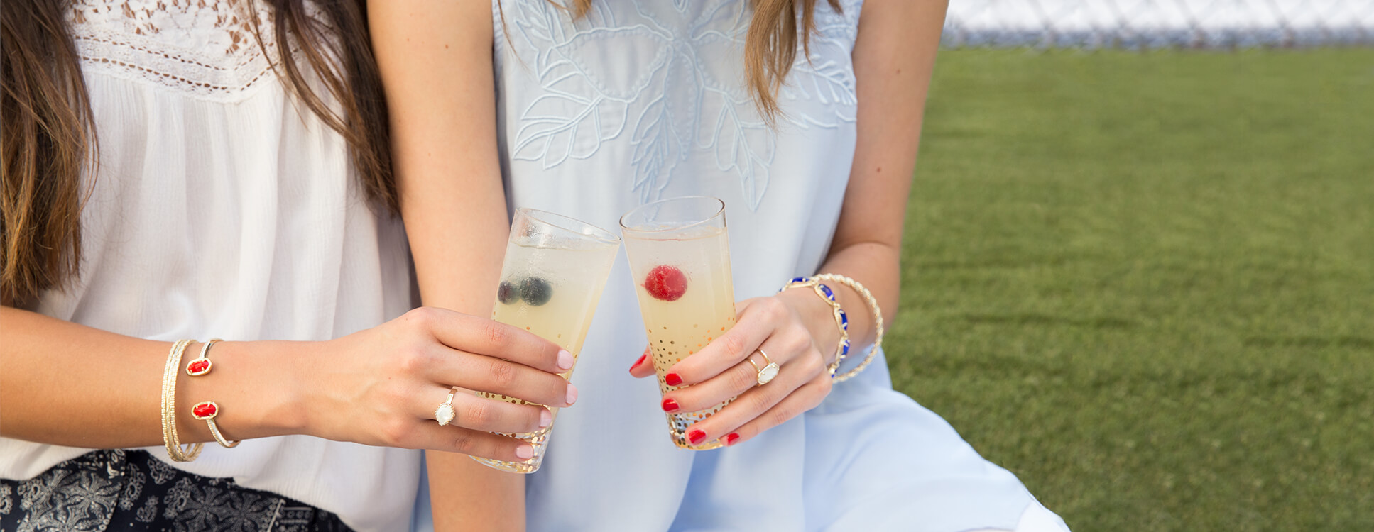 Kendra Scott Fourth of July Color Bar