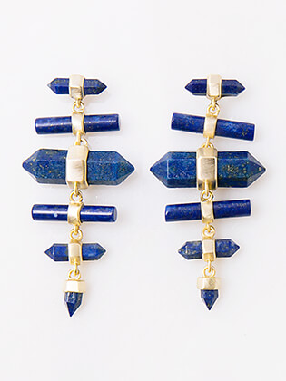 Kendra Scott Fall 2016 Talia earrings