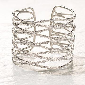 Gorgeous cuff bracelet