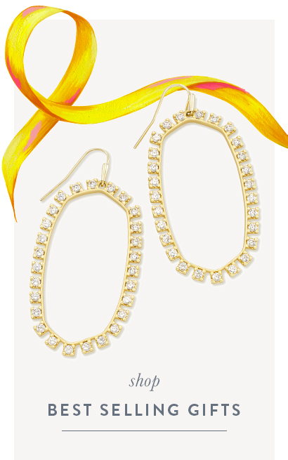 Kendra Scott Holiday Best Selling Gifts