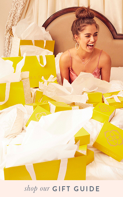 Kendra Scott Holiday Gift Guide