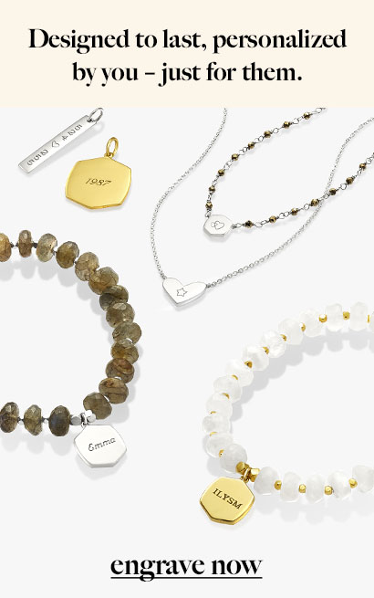 Kendra Scott Holiday Engravable Jewelry Gifts