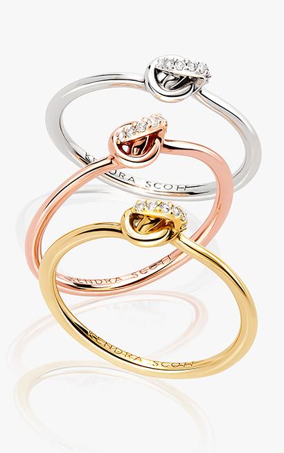 Kendra Scott Love Knot Fine Jewelry