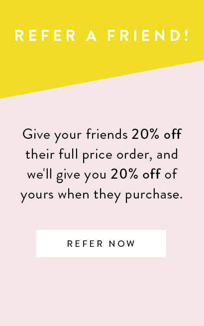 Kendra Scott Referral Program